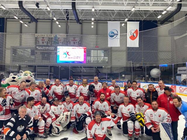 Hokej z Gwiazdami 2020 za nami